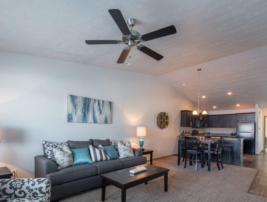 Augusta Place Livingroom