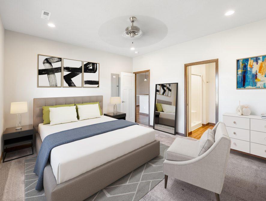 EagleCreekTH-Bedroom