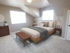 bentley staged bed