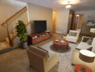 Sokota Downstairs Living Virtual Staging